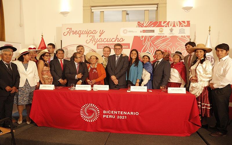 """Ayacucho ya es """"Ciudad Creativa"""" de la UNESCO"""
