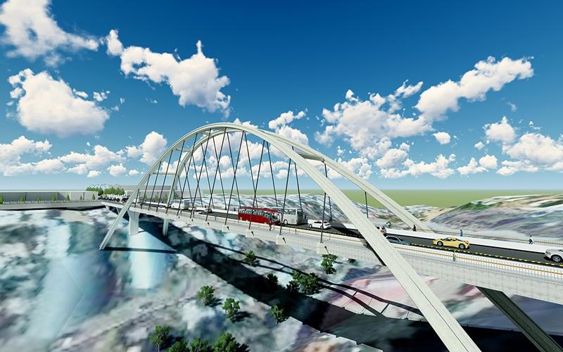 Puente Conchopata: Mejorando el tránsito y la calidad de vida