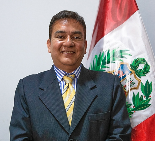 Roberto Perea del Águila, designado como Gerente Municipal