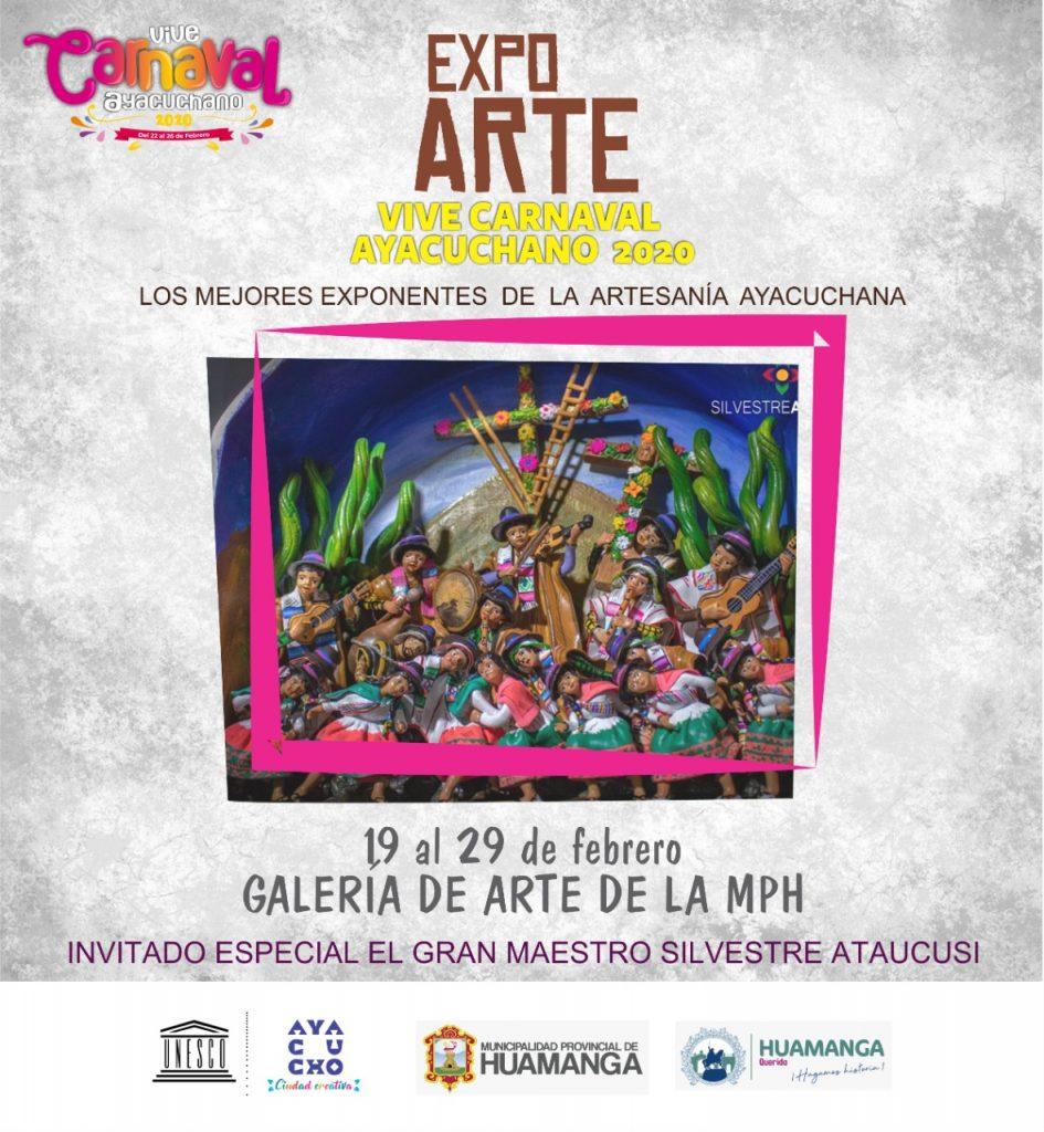 Expo Arte 2020 abre sus puertas al público