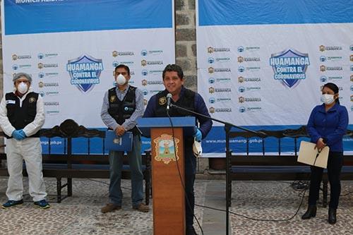 Se presentó protocolo para negocios de delivery en Huamanga