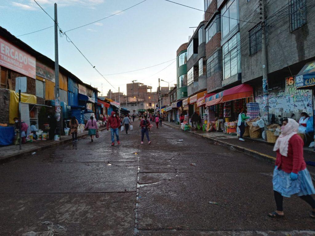 Se intensifican operativos en el mercado Nery García