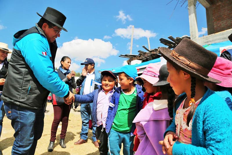 Municipalidad de Huamanga lidera ranking nacional de cumplimiento de metas del Plan de Incentivos del MEF