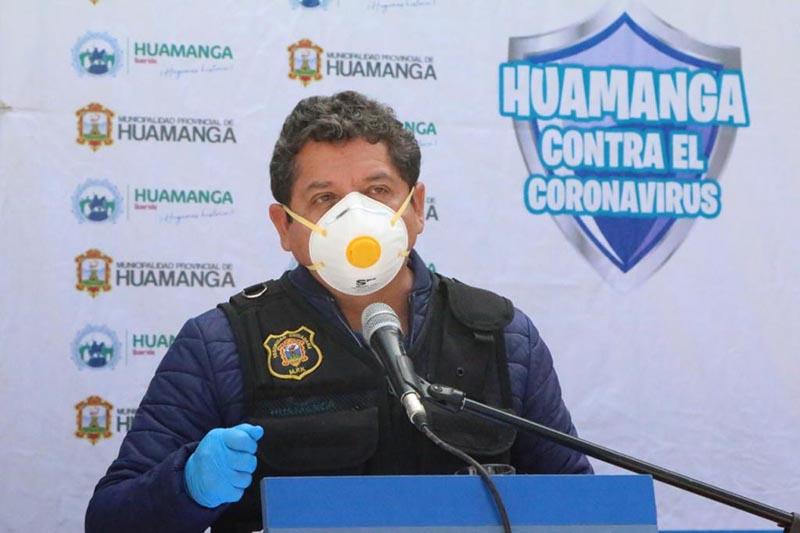 Se usará tecnología de punta para detener contagios en Ayacucho
