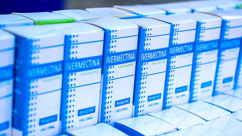 Se presentó adquisición de Ivermectina para población vulnerable