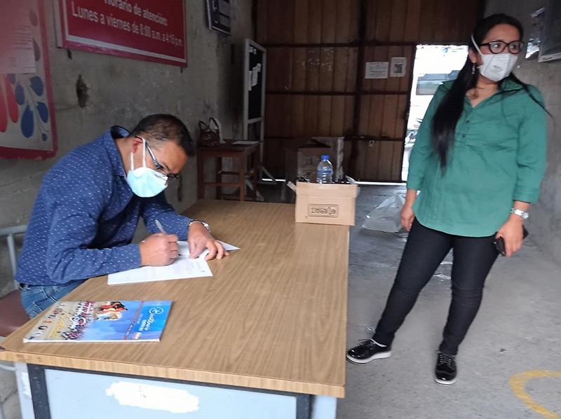 Municipio entrega concentradores de oxígeno
