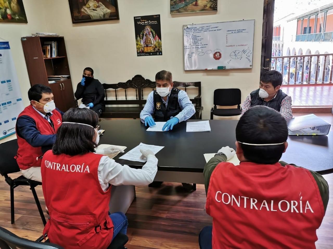 Municipalidad de Huamanga es el primer OCI incorporado a la Contraloría