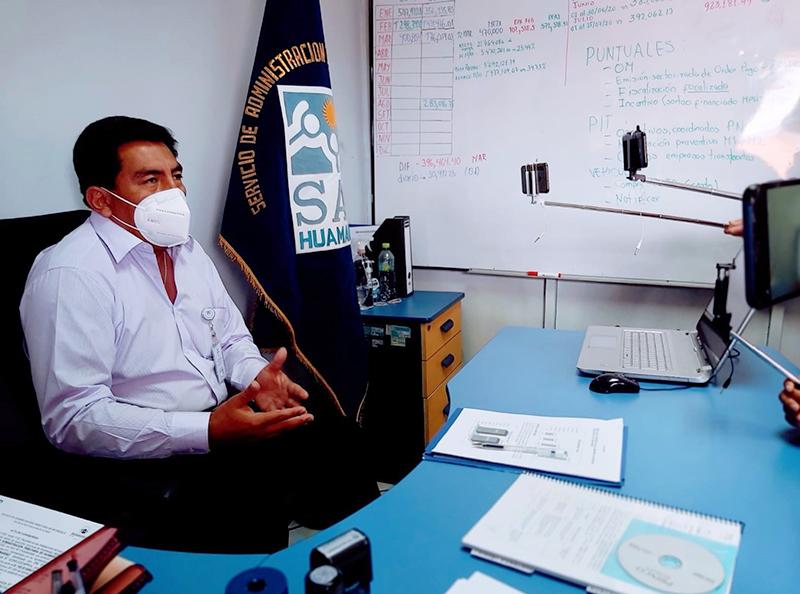 SAT Huamanga amplía campaña de descuentos tributarios con más beneficios